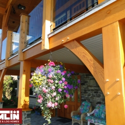 Tamlin Timber Frame Packages- Crescent Beach, Surrey BC Project