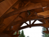 Fort Langley BC Project- Tamlin Custom Timber Frame Homes