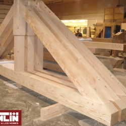 Tamlin Timber Frame Packages- Groveland BC Project