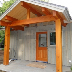 Tamlin Prefab Home Packages- Qualicum Beach BC Project