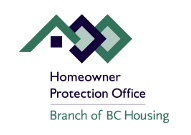 Homeowner Protection Office-BC Member