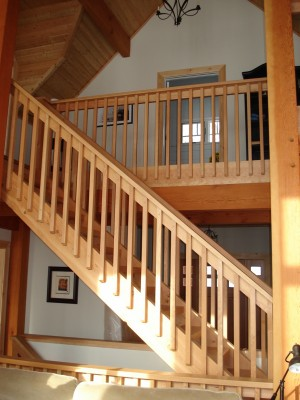 Interior Finishes ⋆ Tamlin Homes Timber Frame Home Packages