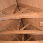 Tamlin Timber Frame- Fort Langley BC Project