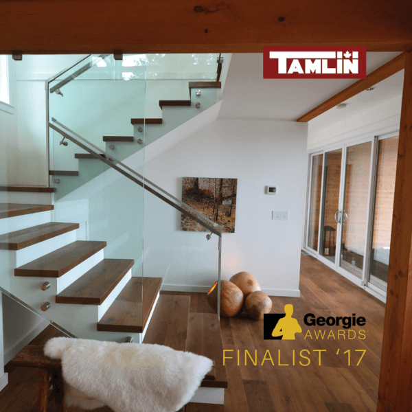 Our Panorama Home is a Georgie Awards® Finalist!