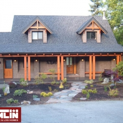 Tamlin Homes- Custom Home Package- Bowen Island BC