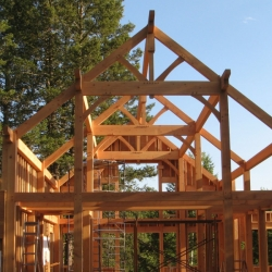Tamlin Timber Frame Home Packages- Cache Creek BC Project-aune-interiorconstruction2