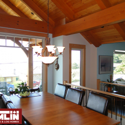 Ocean Park BC Renovation- Tamlin West Coast and Timber Frame Homes
