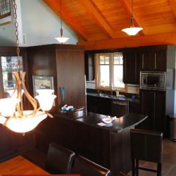 Ocean Park BC Renovation- Tamlin West Coast and Timber Frame Homes