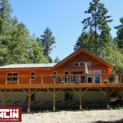 Gulf Islands BC Builder- Tamlin Homes- Remote Site Builder-Thetis Island BC