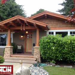 White Rock Renovation- Tamlin West Coast and Timber Frame Homes