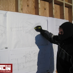 Tamlin Timber Frame Packages- Willows March Project-Project Manager on Site