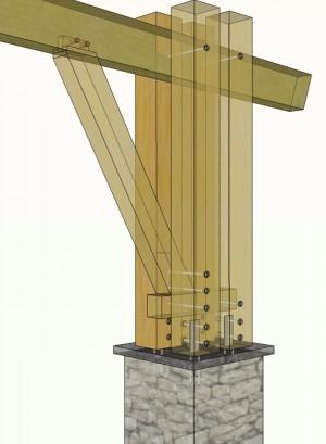 Timber Frame Custom Design | Tamlin International Homes Ltd