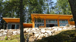 Gambier Island Project- Tamlin Homes