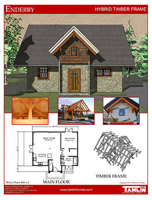 Plans Below 2500 Sq.Ft. ⋆ Tamlin Homes   Timber Frame Home Packages
