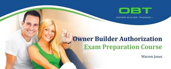 Owner-Builder Training Course