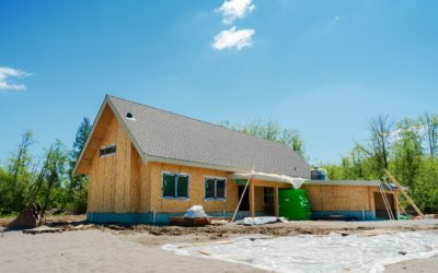 """Prefabricated Timber Frame and """"SIPs"""" Home"""